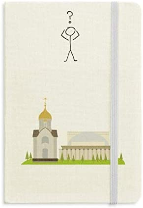 Cyprus National Emblem Country Question Notebook Classic Journal Diary A5
