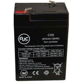 AJC174; Jiming JM-6M4.5AC 6V 5Ah Sealed Lead Acid ()