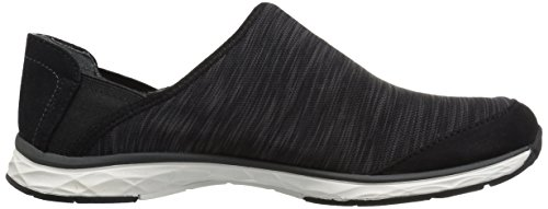 Dr. Scholls Womens Anna Zip Fashion Sneaker Black Fabric 7FwPBh