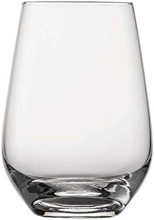 Schott Zwiesel VINA 6delige set waterglas kristalglas met Tritan beschermlaag transparant 81 cm 6