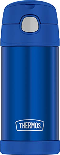 Thermos F4013BL6 Funtainer 12 Ounce Bottle, Blue ()