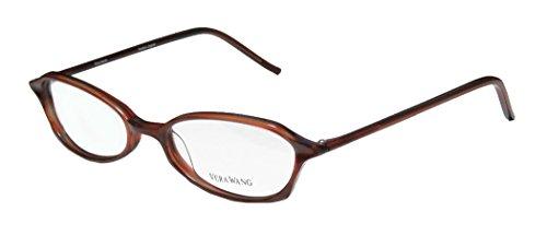Vera Wang V38 Womens/Ladies Optical Clearance Designer Full-rim Eyeglasses/Eyewear (51-17-140, - Eyeglasses Hingeless