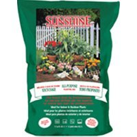 SUN GRO HORTICULTURE DI 101 2.50 CFL P Sunshine All Purpose Mix by Sun Gro Horticulture Di
