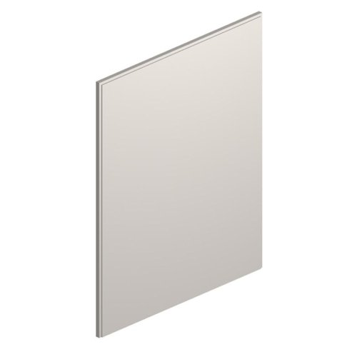 Wholesale CASE of 2 - Basyx Verse Panel System & Accessories-Panel, With Glides, 60''x48''H, Gray by BSX