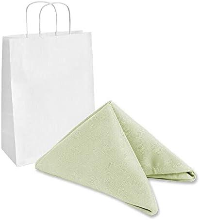 "50 pcs 20""x20"" inch Polyester Napkin - Silver - Wedding Linen Lunch napkins Farmhouse cloth napkins Napkins cloth washable Party napkins Cloth napkins set Cloth napkins Dinner napkins Napkins"