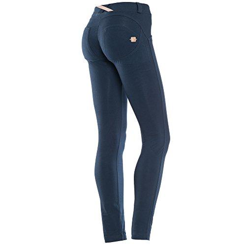 Wrup1l1e Bassa Skinny up® Effect Vita b94 Shaping Blue Wr Freddy 4q0wHS