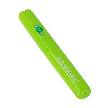 CWAIXX Baño caja de cepillo de dientes cepillado dental taza con tapa tubo campana protector de viaje portátil, Abejas de Burt: Amazon.es: Hogar