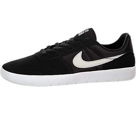 Nike Men's SB Team Classic Black/Light Bone-White Skate Shoe 12 M US