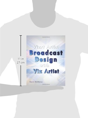 Vizrt Artist - Broadcast Design with Viz Artist: David McManus