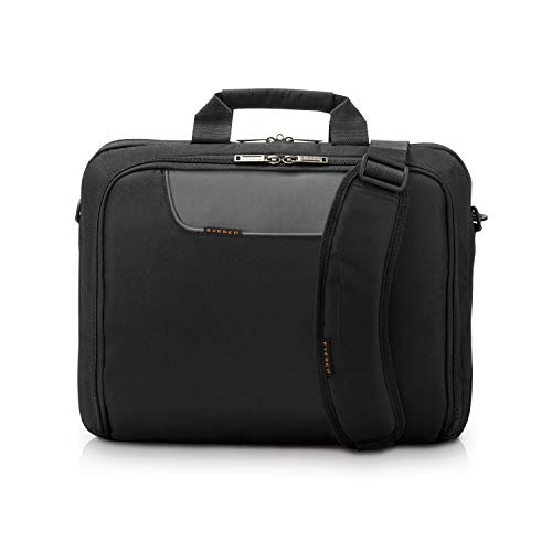 Everki Advance Laptop Bag - Briefcase, Fits Upto 17.3-Inch (EKB407NCH17)
