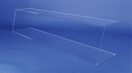 Plexiglas Vitrine de Protection Alimentaire Longueur 120 cm Form XL