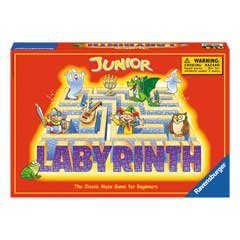 Price comparison product image Ravensburger Junior Labyrinth