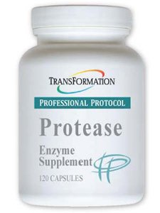 Transformation Enzyme - protéase IFC 120 Caps