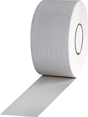 "ProTapes Pro 603 Rubber Pipe Wrap Tape with PVC Backing, 10 mil Thick, 100' Length x 2"" Width, White (Pack of 1)"