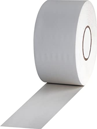 """ProTapes Pro 603 Rubber Pipe Wrap Tape with PVC Backing, 10 mil Thick, 100' Length x 2"""" Width, White (Pack of 24)"""