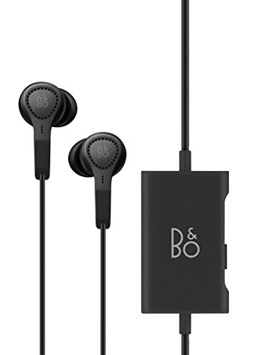 B&O PLAY by Bang & Olufsen Beoplay E4 Advanced Active Noise Cancelling Earphones