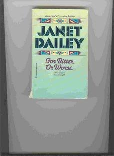 Bitter Worse Janet Dailey product image