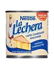 La Lechera Sweetened Condensed Milk, 14 Ounce - PACK OF 24