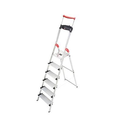Hailo 8856-281 XXR 6 Step Aluminum Ladder