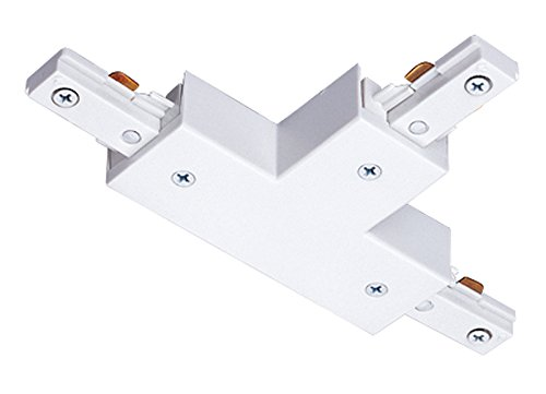 Juno Lighting R25WH T Connector, White