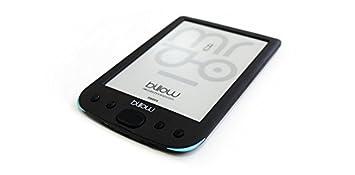 Billow - E02e - lector ebook - 4 gb monocromo e ink (800 x 600 ...