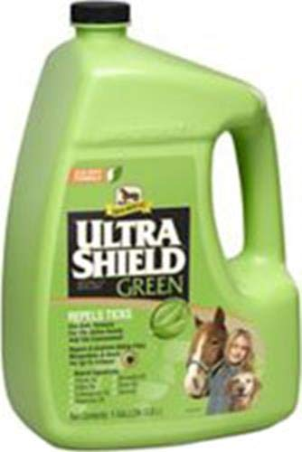 W F YOUNGINC-INSECTICIDE 429512/429509 688257 Absorbine Ultrashield Green Natural Fly Repellent, 1 Gallon