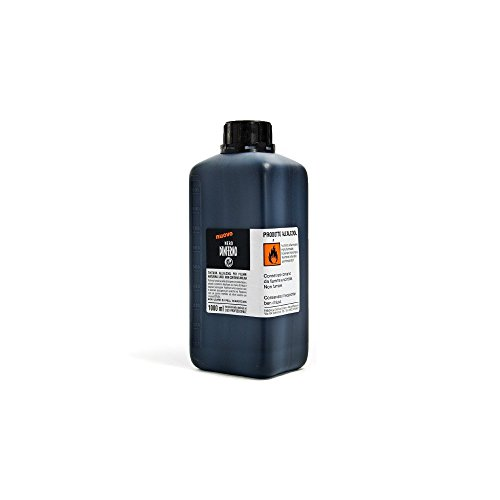 Nero D'Inferno - High Staining Leather Dye / Ink - 1000ml - Supplied By Graff-City - Inferno Nero