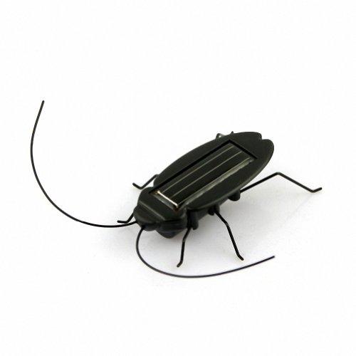 eFashion Solar Power Energy Cockroach Fun Gadget Office School