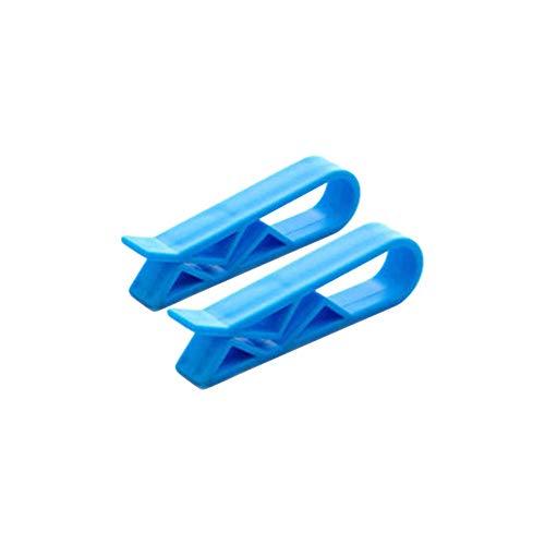️ Yu2d ❤️❤️ ️Practical Waste Basket Clamp Garbage Rubbish Bag Anti-Slip Fixation Clip