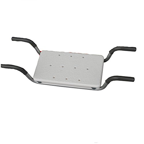 JPXZMYY Shower Chair, Does not Rust Aluminum Alloy Bathroom Bathtub Sitting Board Safety (Portable Bath Board)