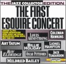 Louis Armstrong - The First Esquire Concert The Jazz Collector Edition - Zortam Music