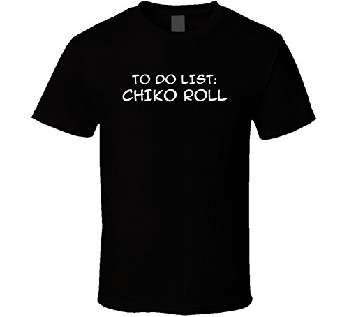 to-do-list-chiko-roll-funny-foodie-food-gift-t-shirt-s-black