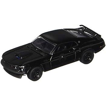 1969 Ford Mustang Black Bandit trans am Racing Team 1:64 GreenLight 27950