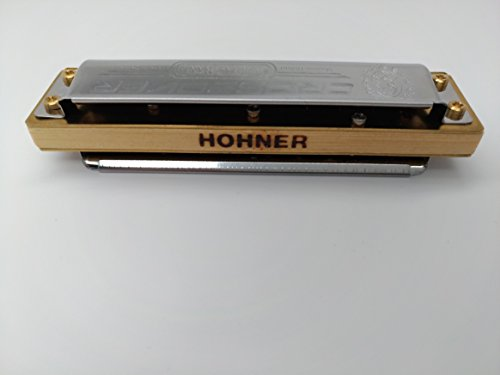 Hohner M2009BX-C Harmonica, Key of C