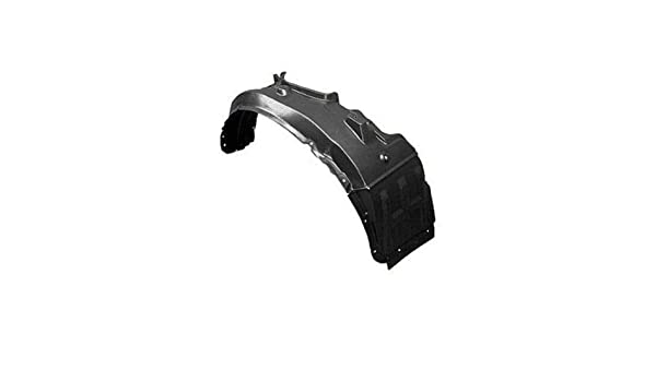 KA Depot for 2010-2013 Equinox Driver Side LH Front Fender Liner Inner Panel 23145495 GM1248223
