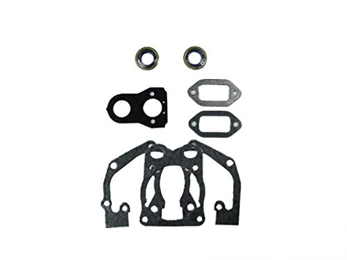 Husqvarna Partner Gasket Kit Oil Seals Set fits for K750 K760 Concrete Cut-Off Saw OEM 506385305 by EngineRun- Ships from The USA. 506 38 53-05