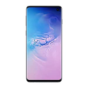 Samsung Galaxy S10 128GB / 8GB RAM SM-G973F Hybrid/Dual-SIM (GSM Only, No CDMA) Factory Unlocked 4G/LTE Smartphone – International Version (Prism Blue)