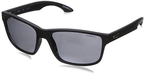 O'Neill Anso Polarized Square Sunglasses - Matte Black/Sm...