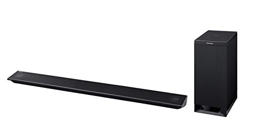Panasonic 5.1ch theater bar 4K pass-through compatible Bluetooth-enabled black SC-HTB885-K