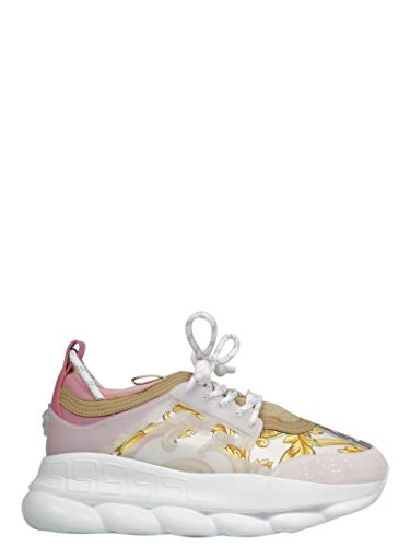 Dsr705gdictgdb5os Sneakers Collection Rosa Donna Versace Seta qnUvAt6S