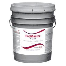 Glidden Mpn6402 05 Promaster Contractor Interior/exterior Latex Flat Paint,  Antique White,