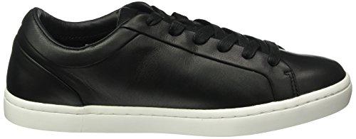 Lacoste Damen Straightset 316 1 Sneakers Schwarz (blk 024)