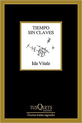 Tiempo sin claves de Ida Vitale