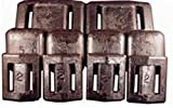 Arrow Weights 10lb Uncoated Lead Weight perfect for