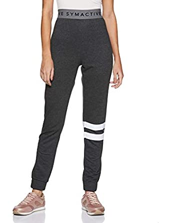 Amazon Brand - Symactive Women's Slim Track Pants