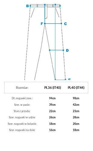 40 A2AJ Patrizia Pantalon Pepe IT44 8P0085 Slim X079 1vYUIv