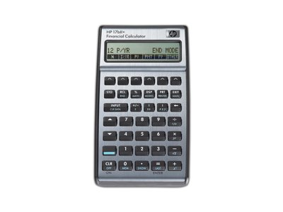 Hewlett Packard F2234AAba Hp17Bii+ Financial Algebraic Calculator by HP (Calculator Hp17bii+ Financial)