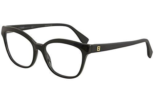 FENDI Eyeglasses 0044 064H Black Matte Black - Fendi Eyeglasses Mens