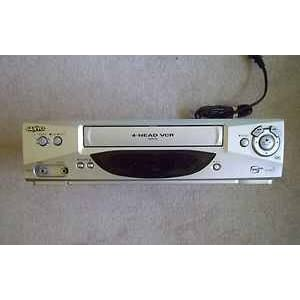 SANYO VWM-400 4 Head VCR VHS Cassette Player & Recorder VCR+ & Energy Star model