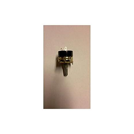 Potenciómetro 50 K/2 W de escaneado punto SCH blancas para soldador mig/mag P2050 (+): Amazon.es: Coche y moto